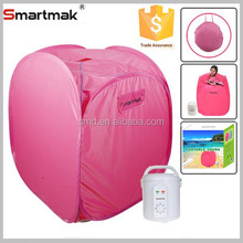 Trade Assurance Smartmak Portable Sauna Steam For 1 person