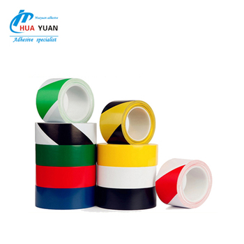Hot Sale Wear-resisting PVC Caution Tape Safety Walkway Marking ESD Warning Tape Bright-colored Floor Tape
