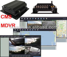 China Mobile DVR with GPS Tracking & Data Analysis,View Live Vehicle Activity with Remote Playback
