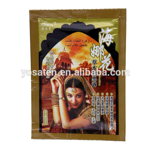 design de mode vente chaude henna coloration des cheveux faire cheveux rapide noir teinture pour les - Henn Coloration Cheveux