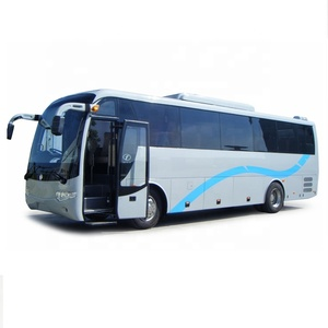 Right hand drive for Kenya luxury 50 seats tourist bus hot sale
