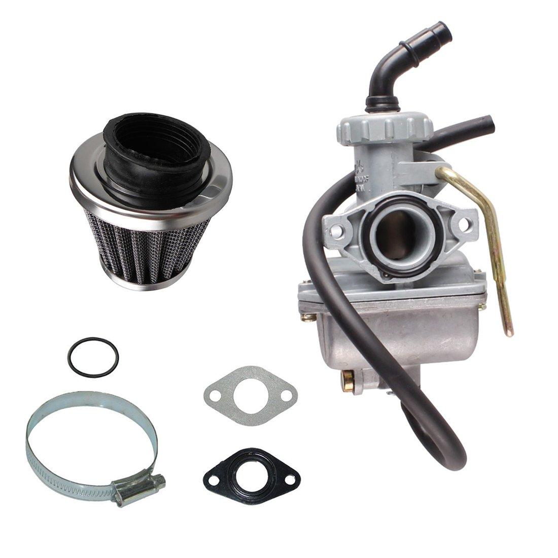 20mm Intake Carburetor For Suzuki 110cc Motorcycle Atv Parts Atv,rv,boat & Other Vehicle Atv Parts & Accessories