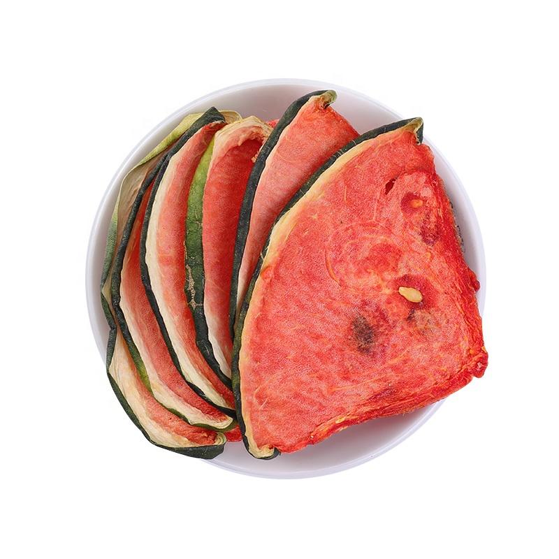 Wholesale Hand Made Dried Watermelon Fruit Slices Flavored Tea Dried Watermelon Dehydrated Watermelon Tea - 4uTea | 4uTea.com