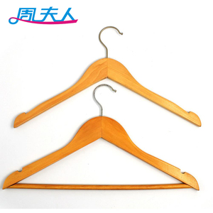 garment dresses hanger turkey display wooden hanger clothes