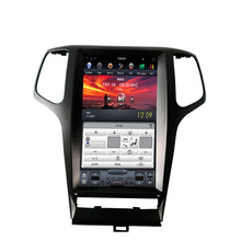 "NaviHua 13.3 ""Verticale Screen Voor <span class=keywords><strong>Jeep</strong></span> <span class=keywords><strong>Grand</strong></span> <span class=keywords><strong>Cherokee</strong></span> 2010-2013 Tesla stijl Navigatie GPS Autoradio Head unit"