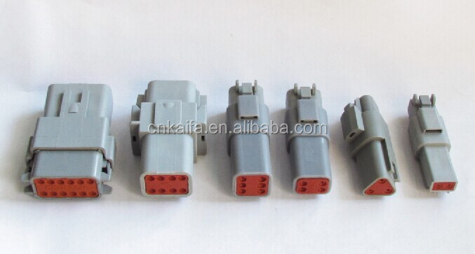 deutsch dt series 1 6mm pitch plug 4 position female waterproof rh alibaba com 6 Pin Deutsch Connector Deutsch Connectors Logo