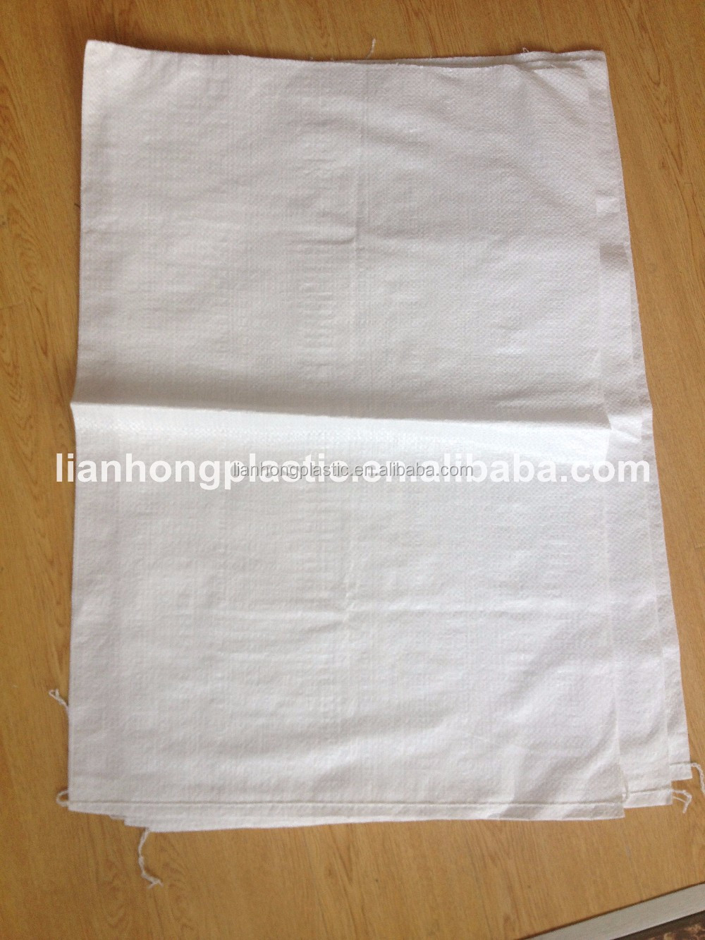 Whole 20kg 25kg Polypropylene Woven Sand Bags Plastic Containers For Cement Flour Packaging Pp