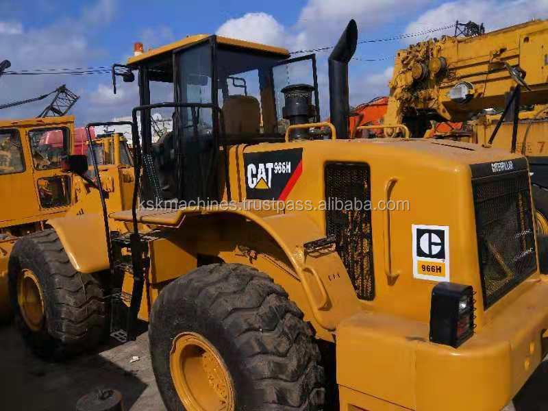 original from japan  caterpillar 966H wheel loader, used cat 966 wheel loader, cat 966h loader for sale
