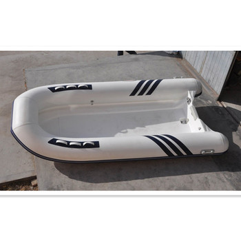 Liya Kecil Tender Perahu 2.4-7.5 M CE PVC Inflatable Fishing Boat