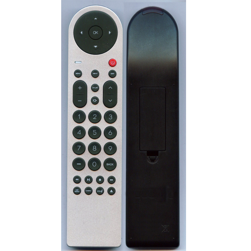 high quality LCD LED HDTV universal TV remote control for RCA