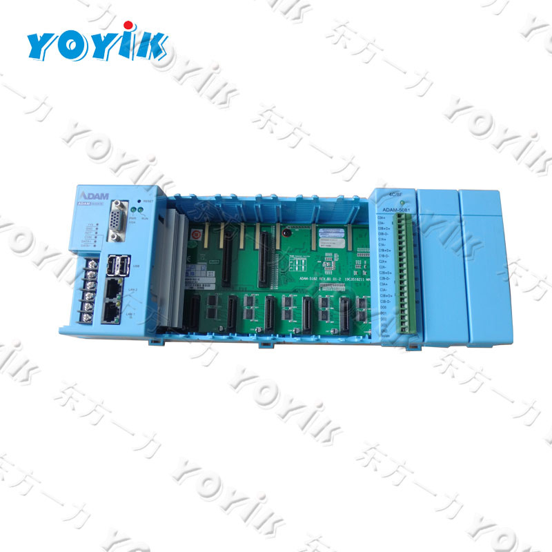 For DEC excitation system ADAM3909 Adapter card
