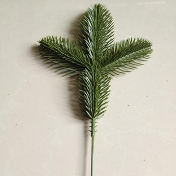 Fake Pine Boughs For Christmas Tree Buy Artificial Pine Boughs For Home Decoration Decorating Pine Boughs Simulation Pine Boughs Product On