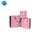 Trading Company Personalized Handmade Ribbon Handle Candy Paper Bags