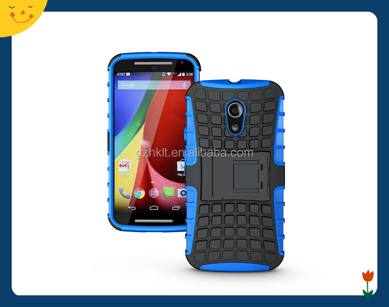 OEM ODM China Factory Supply Mobile Phone Case with stand For Moto Shock proof Armor Case