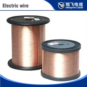 2017 Hot New Products Enameled Aluminum Copper Wire