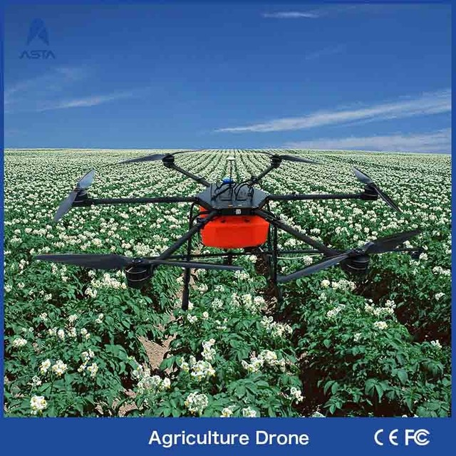 Unmanned Helicopter Advanced Technology Waterproof Crop Pesticide Electric  Machinery Drone Agriculture Sprayer - Buy Drone Agriculture