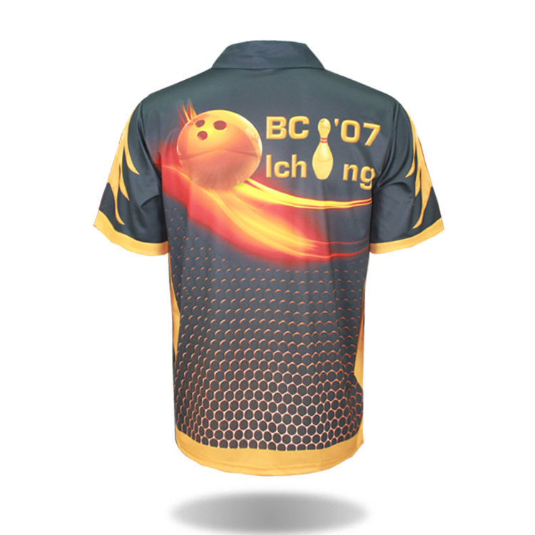 3f89c417 Alibaba China Custom Your Own Design Bowling Polo T Shirts - Buy ...