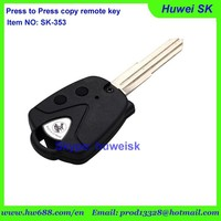 434MHz Proton car remote key wireless remote control duplicator car key