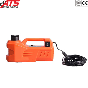 12V DC Electric Hydraulic Car Floor Jack with LED light 3T Electric Floor Jack