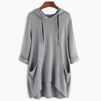 Fashion bulk cheap blank oversized custom womens hoodie