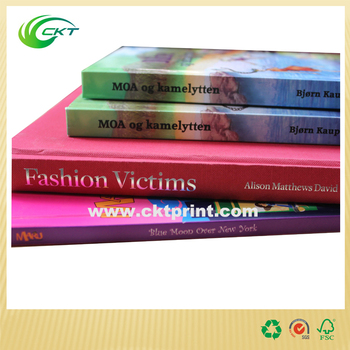 Cheap A4 Full Color Hardback Cover And Softcover Book Printing - Buy ...