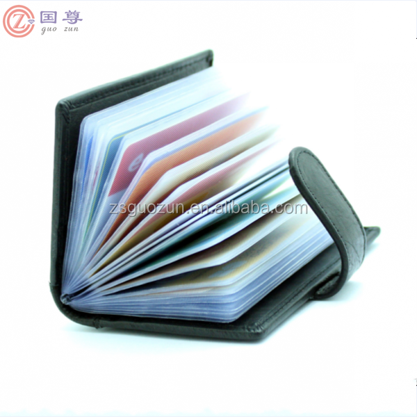 Fashion Credit Business ID Card Holder Pocket Wallet Pouch Case Organizer /Credit Card Holder