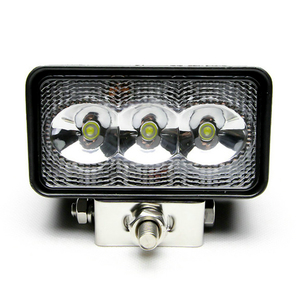 9W LED Work Light, Flood/Spot, 6000K, offroad led vehicles lamp for Trucks/SUV/ATVS