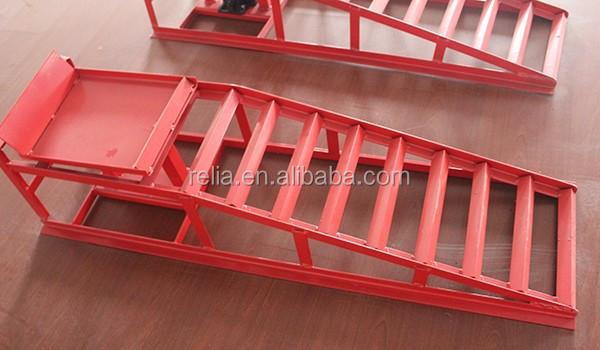 Ad alta altezza di sollevamento regolabili pesanti auto for Rampe sollevamento auto