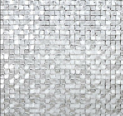 Shiny Silver Mosaic Ceramic Tiles Wall Tile Glazed Product On Alibaba