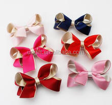 Baby Girl Hairband Infant Toddler Hair Bow Band Grosgrain Ribbon Accessories