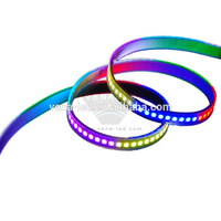 Magic rgb led strip 5050 color luces for Advertising lighting