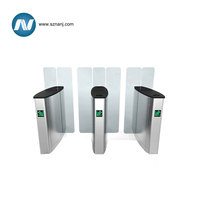 RFID card reader automatic sliding barrier gate