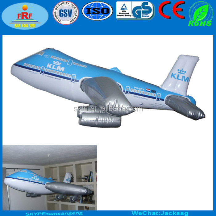 Klm Boeing 747 Inflatable Plane