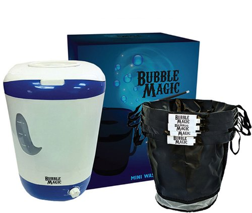 5 Gallon Bubble Magic Washing Machine + Ice Hash Extraction 5 Bags Kit
