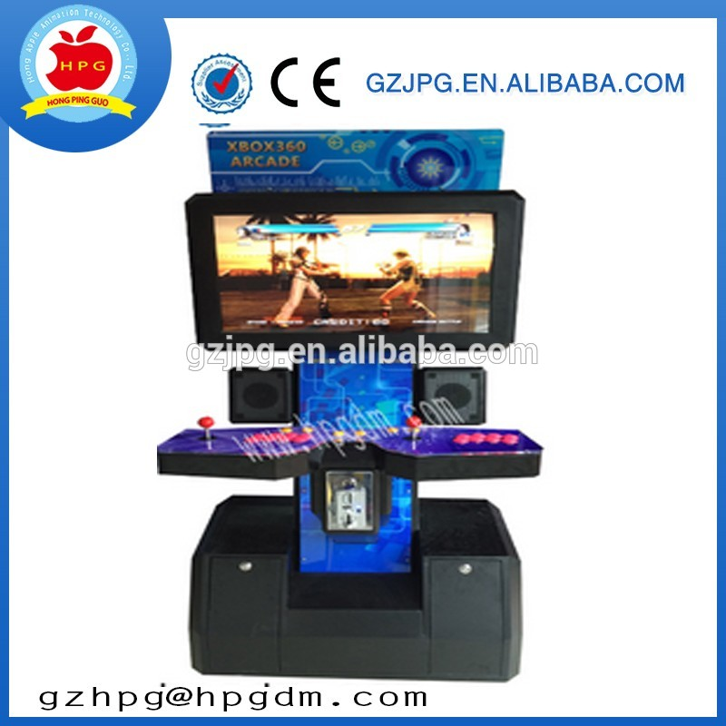 Arcade fighting games/XBOX 360 coin operated game machine for sale