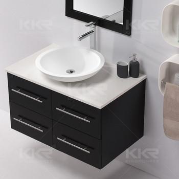 Cabinet Table Top Wash Basin Bathroom Wash Basin Counter