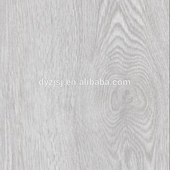 Wood Grain Light Grey Vinyl Floor