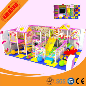 2016 Nursery School Kids Playground Equipment