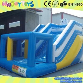ce673608e China juegos inflables/inflables piscinas Walmart/toboganes del Parque  Acuático en venta Skype hnjoytoys006