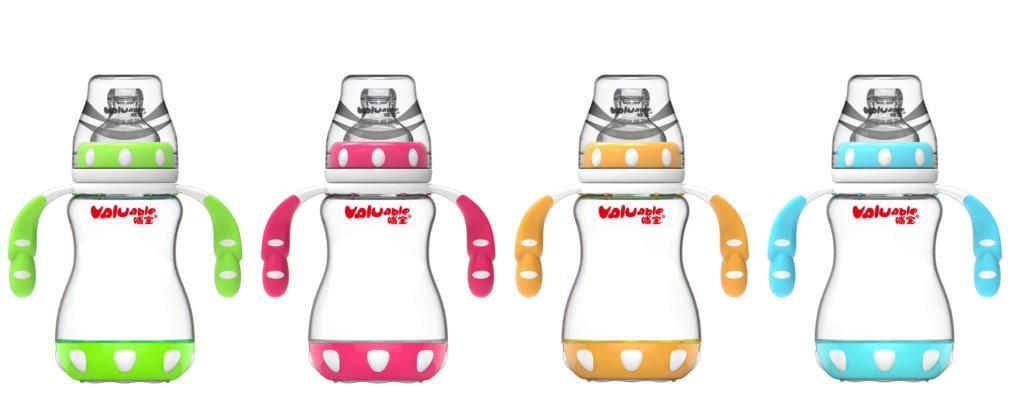 Бао детская сиппи чашки, Кормления младенцев младенческой герметичность стаканчик с соломы кубок 360 мл