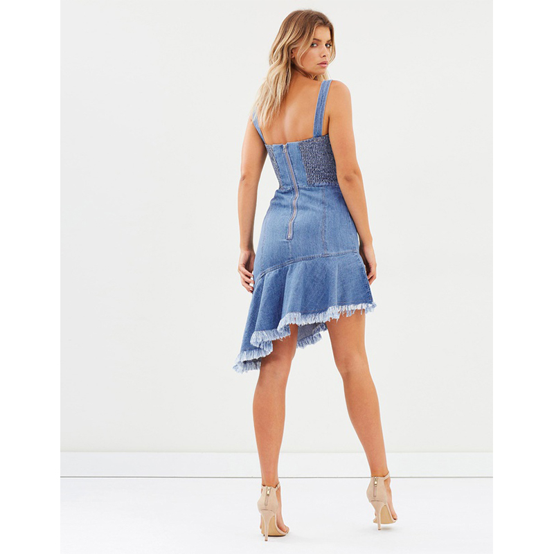 3ede044a575d7e China jean dress wholesale 🇨🇳 - Alibaba