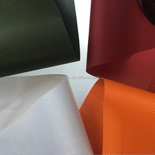 300D oxford waterdichte auto cover 300D polyester oxford stof met PU coating Suzhou China fabriek