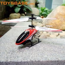 New Gyro 3.5 Channels Metal Mini RC Helicopter 3-D flight