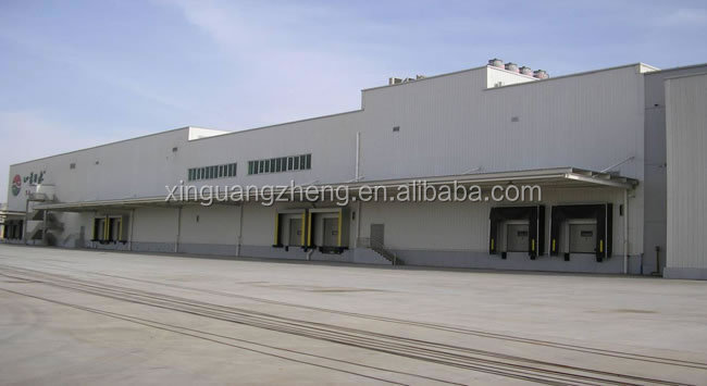 prefabricated prefab steel structure small hangar for sale