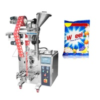 Low Cost Automated Detergent Powder Filing Packing Machine In Foshan Guangdong China Manufacturer Factory Supplier