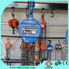 chain pulley block / round chain hoist/hand chain block