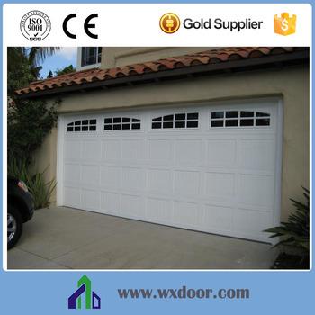 Aluminum Electric Garage Doors Copper Automatica Garage Door