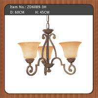 Bronze Pendant ceiling light china supply