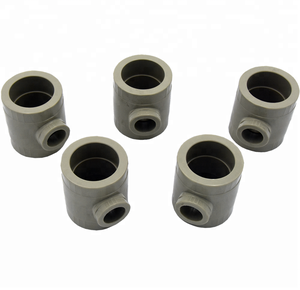 Low Price White, Green, Gray Plastic Fitting Ppr Water Pipe Reducing Tee