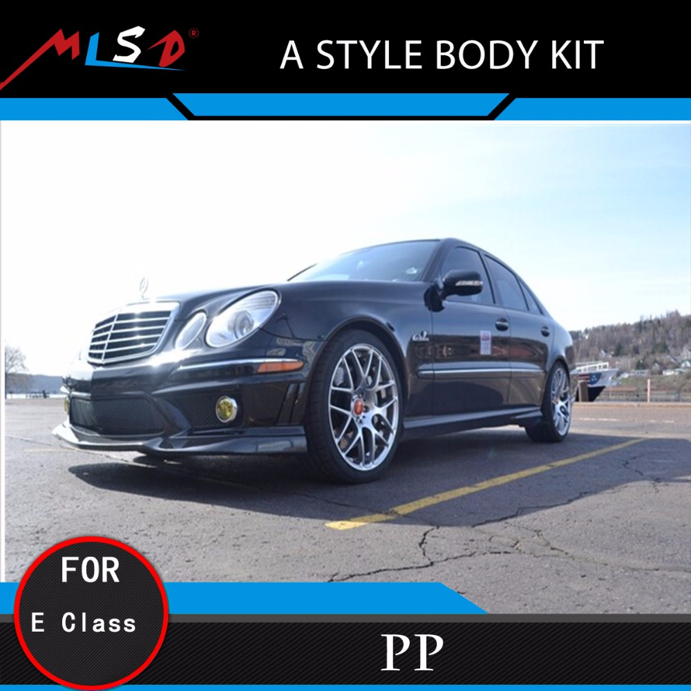 Tuning wald international mercedes benz e class estate w211 - W211 Body Kit W211 Body Kit Suppliers And Manufacturers At Alibaba Com